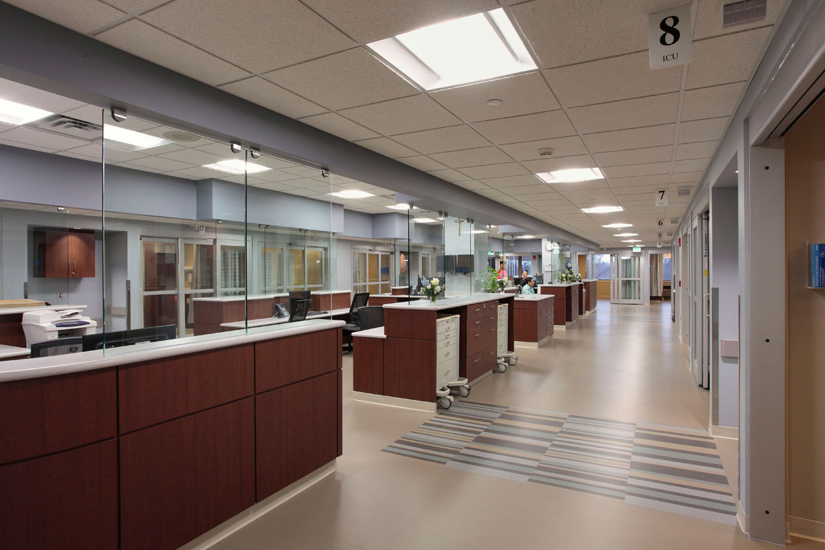 St. Catherine Hospital ICU Project Earns Commercial Construction Project of the Year Honor