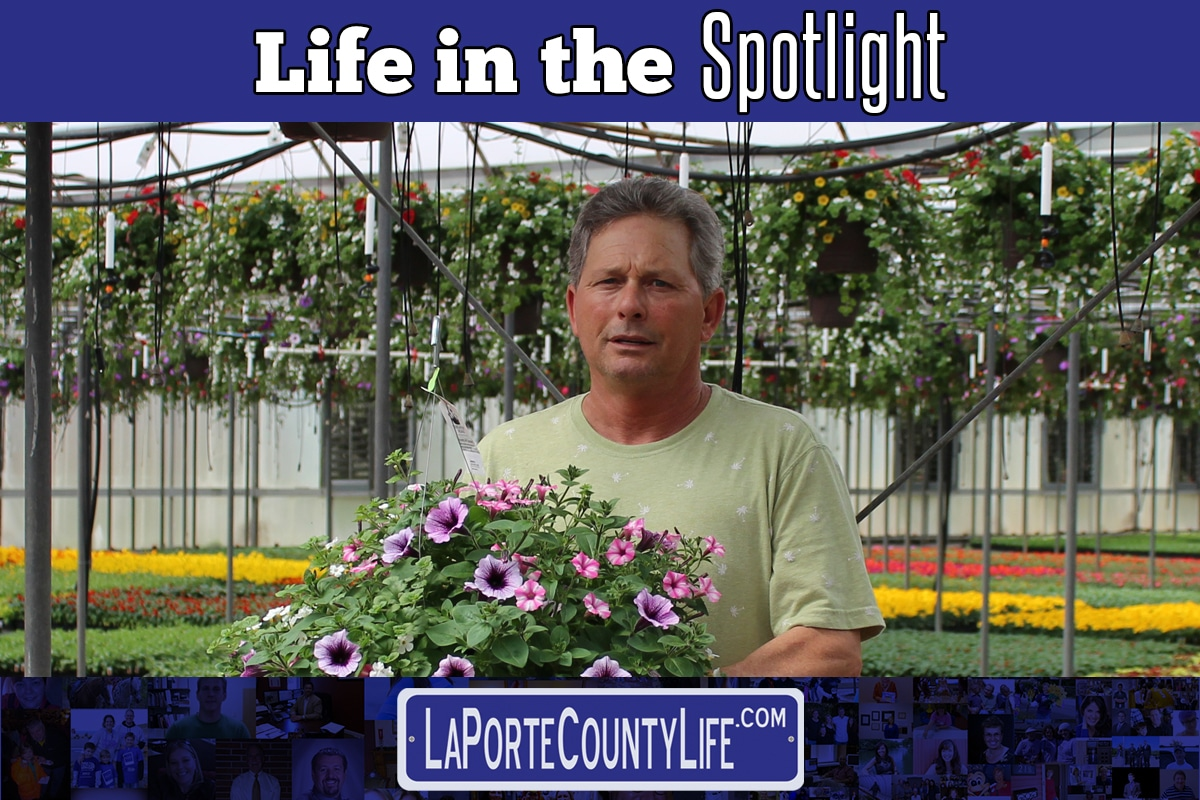 A La Porte County Life in the Spotlight: Tony Bernacchi
