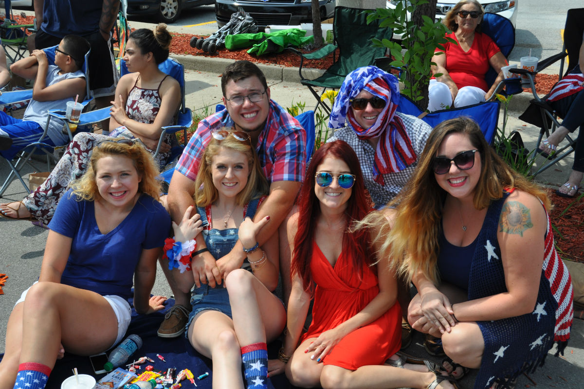 The City of Whiting Celebrates Our Nation's Heroes at 98th Annual Fourth of July Parade
