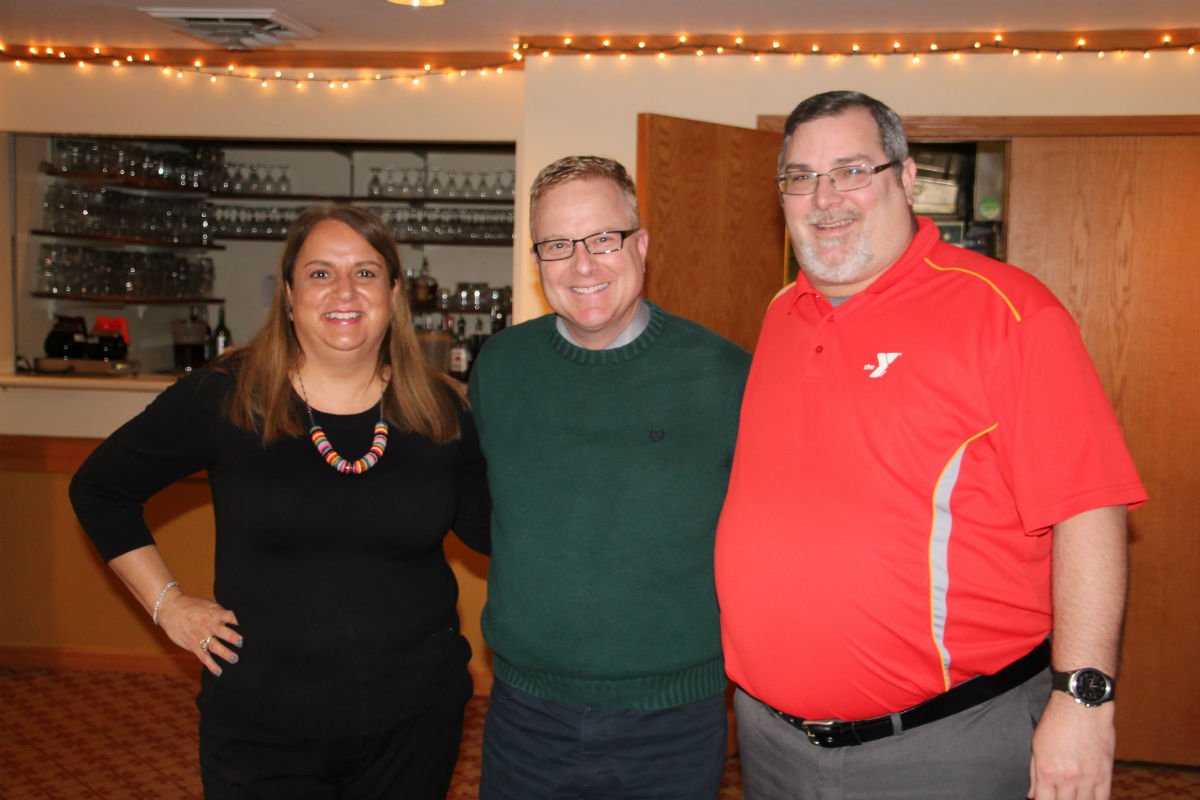 La Porte County Family YMCA  Held Their Annual Luncheon To Celebrate 107 Years and Reflect on 2016