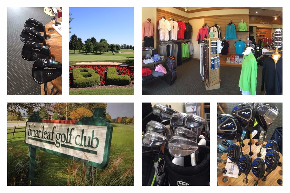 The Greens Pro Shop at Briar Leaf Golf Club – Working to Help Golfers Stay on Top of their Game