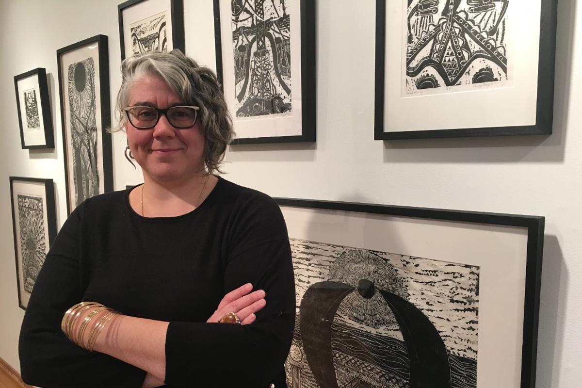 A La Porte County Life In The Spotlight: Hannah Hammond Hagman