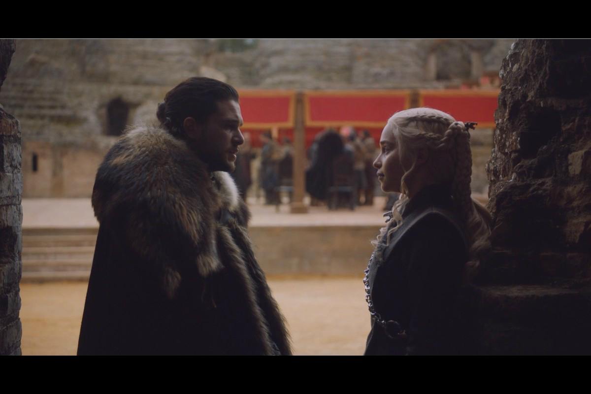 #LifeonThrones – Season 7 Episode 7: The Dragon and the Wolf