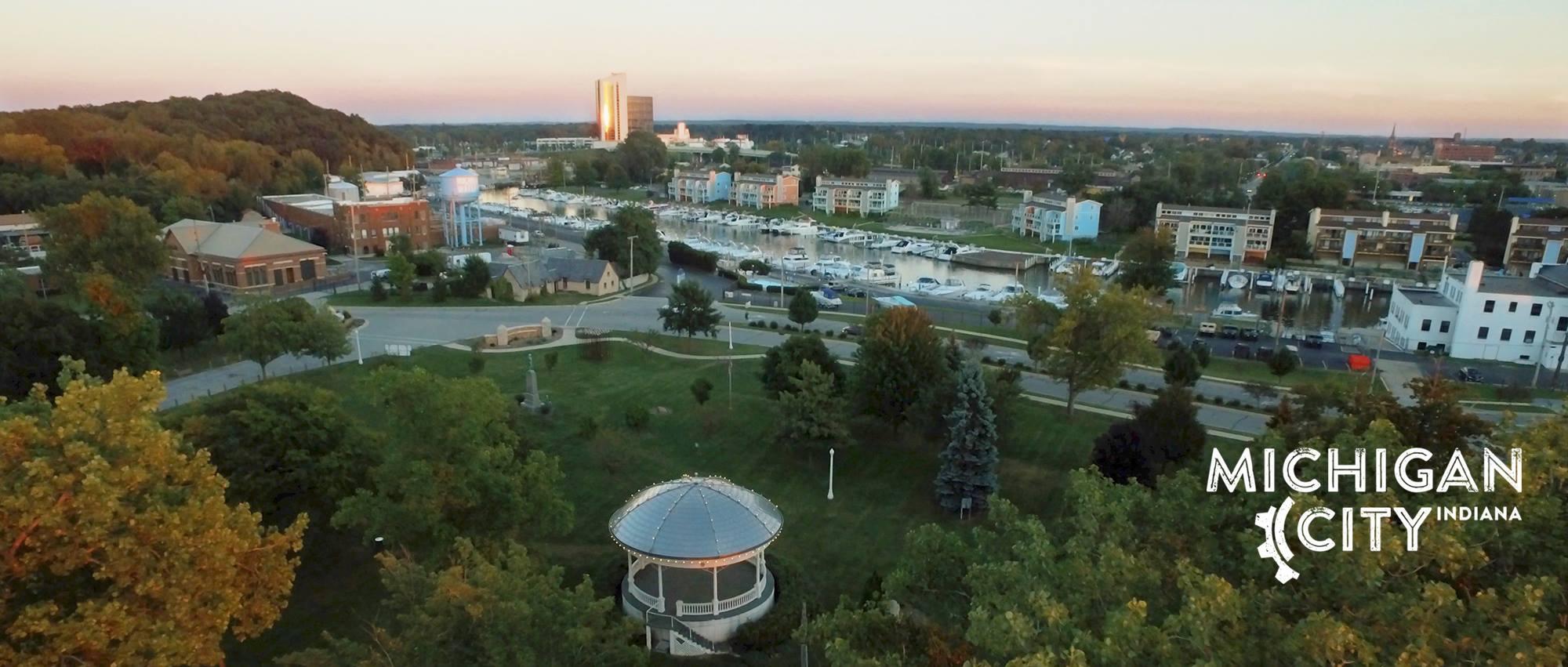Michigan City Announces 2017 Mosquito Spraying