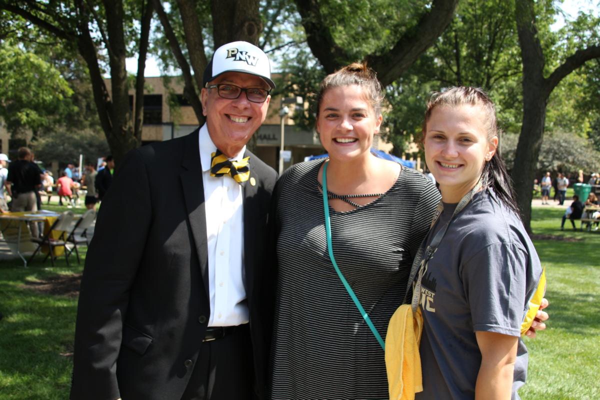 Purdue Northwest Celebrates Welcome Week, Welcomes Local Legislators to Hammond Campus