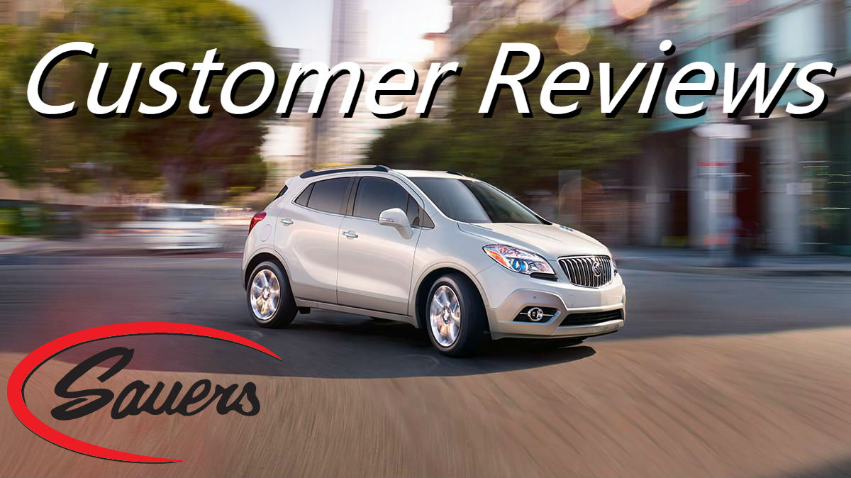 Sauers Buick GMC Celebrates Their Rave Reviews