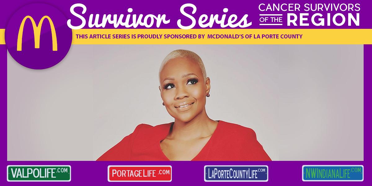 Survivor Series: Cancer Survivors in the Region: Altovise Ferguson