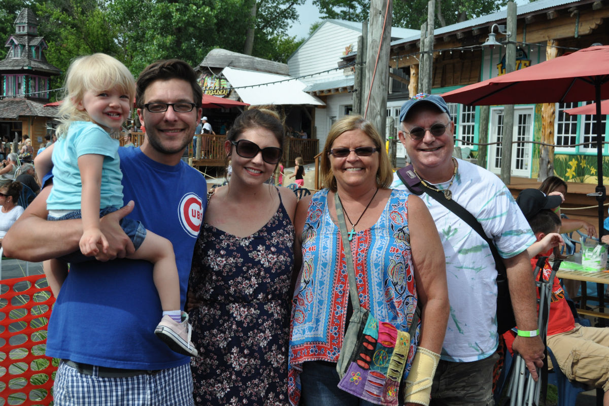 7th Annual Livin' It Up Music Festival at Zao Island Benefits Porter County Special Olympics